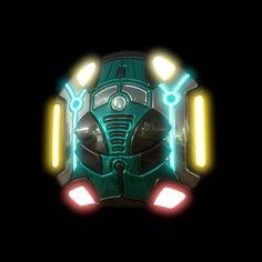 @simanka New 3D Style #space #spaceship #3D #design #game #vehicle #illustration #mecanic #hardsurface #photoshop #minimalist #graphic #graphicdesign #mecha #art #cg #mobile #gadget #spacecraft #grafik #tasarım