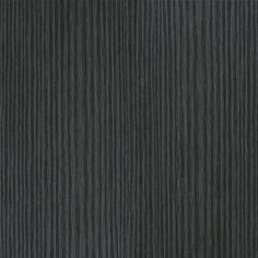BLACK WENGE RAVINE - A pure black timber grain with slightly evident warm timber undertones, grain more evident in CREATEC gloss. Appears pure black with straight grain in RAVINE.