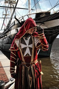 Cyril of Rhodes from Assassin's Creed: Revelations - Journeys End