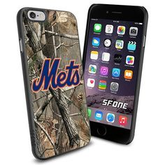 New York Mets MLB Camo Logo WADE5762 Baseball iPhone 6 4.7 inch Case Protection Black Rubber Cover Protector WADE CASE http://www.amazon.com/dp/B013XEZ0SQ/ref=cm_sw_r_pi_dp_SQzCwb0VR6RR4