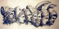 Image result for ancient greece gods