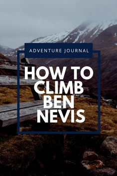 Ben Nevis is the highest mountain in the UK and attracts over 100000 people every year. Are you interested in hiking to the summit of The Ben? Find out which route to take to the summit. Road Trip Packing, Backpacking Europe, Scotland Road Trip, Scotland Travel, Uk And Ie Destinations, West Highland Way, Scotland Holidays, Hiking Routes, Hiking Trips