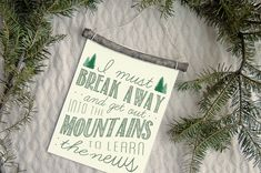 DIY holiday gifts, DIY last minute gifts, nature-themed gifts, DIY nature