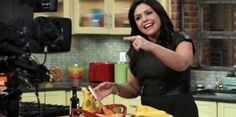 Cooking with 'Friends': Rachael Ray's drunken spaghetti with sweet roasted beets and ricotta salata | In the Greenroom - Fox & Friends | Fox News