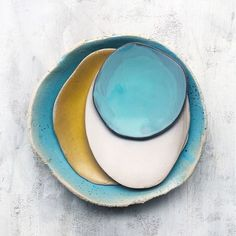 Last products of this winter series added online ❄️ • • • #ceramics #plate #plates #dinnerware #tableware #productdesign #handmade #pottery #makersgonnamake #makersmovement #flatlay #turquoise
