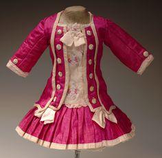 Vintage dolls dress