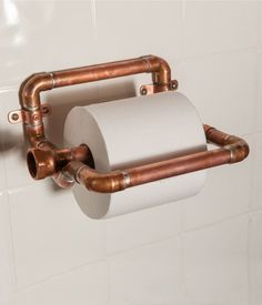 Just bought this from 'Nine & Twenty in the States.  It will work really well with the exposed copper plumbing pipes for the new sink in the laundry loo.  The copper tap and trap look great against the mud brick.