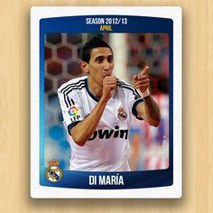 Real Madrid Collections - Di María