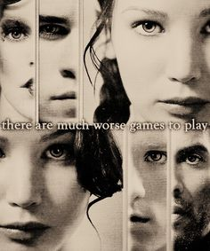 The end of Mockingjay made me legit cry.