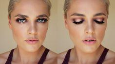 La Vie: Maquiagens em tons de rose gold