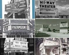 grandpa Jim Brandon was the projectionist at the Paramount & Indiana Turkey Run State Park, Marion Indiana, State Birds, Local History, Covered Bridges, Movie Theater, Old Pictures, Back Home, Childhood Memories