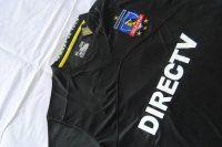 Colo-Colo 2016-17 Season Away Black Soccer Shirt [F420]