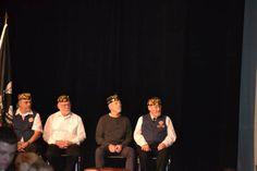 Local Veterans participate in Grayling High School Veteran's Day Ceremony