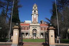 National Museum of Afrikaans Literature in Bloemfontein.