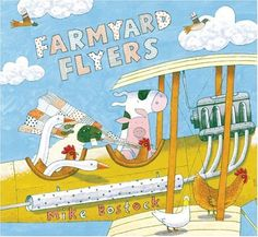Farmyard Flyers by Mike Bostock