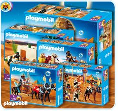 Pinterest the world s catalog of ideas - Egypte playmobil ...