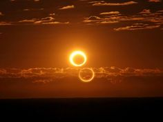 New Moon & Solar Eclipse, September 1st 2016 ~ Ring of Fire
