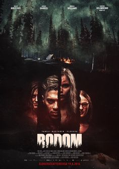 Extra Large Movie Poster Image for Bodom (#2 of 2)