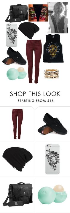 """""""Vegas lights -5-"""" by countrygirl123456 ❤ liked on Polyvore featuring Maison Margiela, Vans, Uncommon, Granite Gear, Eos and Warehouse"""