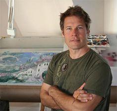 .Daniel Merriam est un artiste américain .