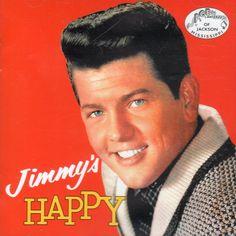 """Jimmy's Happy"" (1959, Ace) by Jimmy Clanton."
