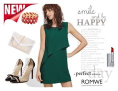 """""""Romwe"""" by malina-husgovic ❤ liked on Polyvore featuring Avenue and By Terry"""