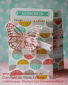 www.Stempelkreationen.de: Stampin'Up! Produkte verschenken ??