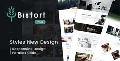 BISTORT - Creative Art Blog Multi-purpose PSD Template by Themespond BISTORT CREATIVE BLOG & MULTI-PURPOSE PSD TEMPLATE 1. Introduction The Bistort PSD ¨C You never trust the quality of something with attractive appearance? How does it feel to be both highly stunning and highly intelligent? Pret