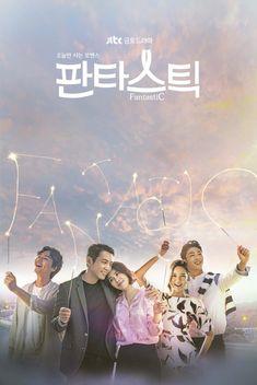 Fantastic (South Korea, 2016; SBS). Starring Kim Hyun-joo, Joo Sang-wook, Park Si-yeon, Ji Soo, Kim Tae-hoon, and more. Airs Fridays & Saturdays at 8:30 p.m. (2 eps/week; # episodes total TBA.) [Info via MyDramaList.com & AsianWiki.] >>> Available on DramaFever & Viki. (Starts September 2, 2016.)