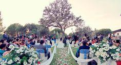 Boda civil organizada en Septiembre en hacienda El Pinar del Pastor  #organizacion #bodas #wedddingplanner #haciendas #catering http://www.laorganizadoradesuenos.com/organizacion-bodas.html