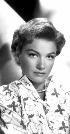 Anne Baxter Beautiful Great Actress Old Hollywood Movies