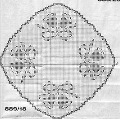 Decke Glöckchen - New Ideas - xmas Christmas Crochet Blanket, Christmas Crochet Patterns, Crochet Winter, Blanket Crochet, Mug Rug Patterns, Cross Stitch Patterns, Christmas Decorations, Christmas Ornaments, Christmas Cross