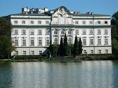 Von Trapp family house, Salzburg, Austria...Can't wait to go here in two years!!!