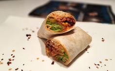 Burritos Mexican-Style von cookingsociety.at Mexican Style, Burritos, Fresh Rolls, Tacos, Ethnic Recipes, Food, New Recipes, Fresh, Kochen