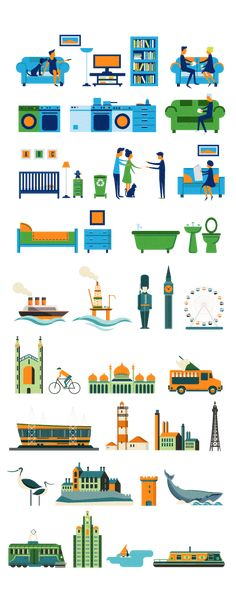 Guardian / British Gas on Behance