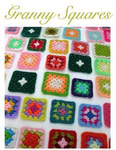 Sara London hækle mønstre flotte farver