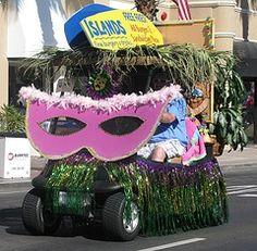Awesome hula skirt - Merry Christmas MB!!!