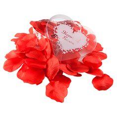 Cœur de pétale qui animera votre couple ou fêter un événement (mariage,baptême)