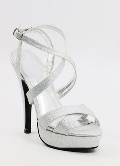Find perfect wedding shoes, bridal sandals, low heel shoes for wedding and bridal flats at ZoeyBell. We have beautiful ivory wedding shoes, pretty low heel sandals, flats for brides and bridesmaids. Low Heel Sandals, Low Heel Shoes, Low Heels, Shoes Heels, Bling Wedding Shoes, Bride Shoes, Silver Sandals, Silver Heels, Cute Shoes