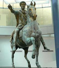 9 bis- Marc Aurèle, Musée du Capitole