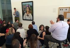 Mike Murawski raises two important questions: Where do our expectations for behavior in gallery experiences come from? What does satisfaction look and feel like in an art museum experience?