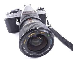 Vintage Pentax ME Super Camera & Macro Lens for Repair or Decor by MaejeanVINTAGE, $30.00