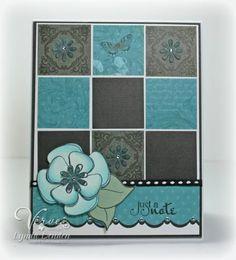 VSJan10C ~ Just A Note....Verve Sneak Peek by lbenden - Cards and Paper Crafts at Splitcoaststampers