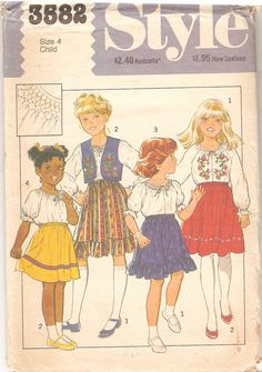 I am going to make my daughter all of these patterns. I just love it!