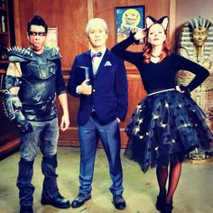 Halloween Lindy Booth John Kim Christian Kane