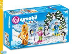PLAYMOBIL 9282 Ski School