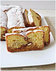 GOLOSA TENTAZIONE...: Cake variegato all'amaretto
