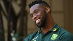 """When Siya Kolisi leads out South Africa against England on Saturday it will be a """"monumental"""" moment, not just for the sport. Springbok Rugby Players, Siya Kolisi, All Blacks Rugby Team, British And Irish Lions, Travel Oklahoma, New York Travel, Good People, South Africa, Tour Tickets"""