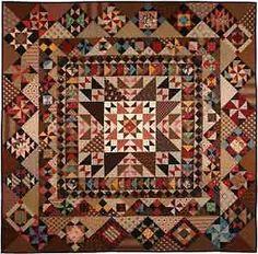 Free Sampler Quilt Patterns | Summer Star Sampler Quilt Along 2010 – Week Six | A Quilty Kind