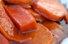 Slow Cooker Candied Yams | AllFreeSlowCookerRecipes.com